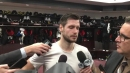 Coyotes captain Oliver Ekman-Larsson addresses 2-1 loss to Bruins