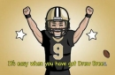 'It's Easy As Drew Brees': A song every Saints fan is singing this season