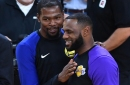 Lakers Podcast: Why Kevin Durant Makes Sense, Carmelo Anthony Landing Spots, And Tyson Chandler's Impact
