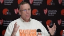 Browns GM John Dorsey says Condoleeza Rice hasn't been discussed as head coach candidate