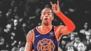 Knicks' Trey Burke says he can't change who he is when number is called