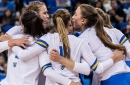 #25 UCLA Women's Volleyball Visits #24 Arizona in Final Pac-12 Road Match