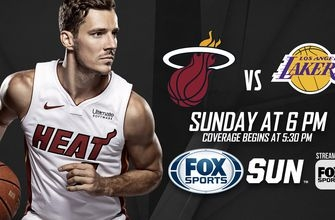 Preview: Heat return home for showdown with LeBron James, Lakers