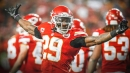 Chiefs safety Eric Berry on track for December return