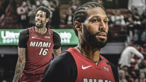Heat's James Johnson to make season debut Sunday