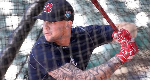 Braves prospect injured after walk-off homer