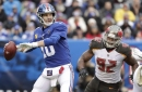 Giants QB Eli Manning is the latest to have a career day against the Buccaneers defense