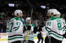 Stars' top line powers Dallas to rout of Islanders to begin road trip