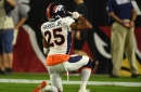 WATCH: Broncos' Chris Harris Jr. intercepts Chargers QB Philip Rivers
