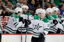 Stars defenseman Esa Lindell was asked to shoot the puck more. He responded with a two-goal game
