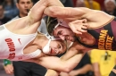 GALLERY: ASU Wrestling falls to No. 2 Ohio State 22-17