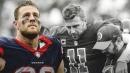 Texans DE J.J. Watt 'gutted' over Alex Smith's season-ending injury