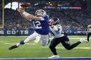 Eric Ebron: Andrew Luck has lost a step since Stanford