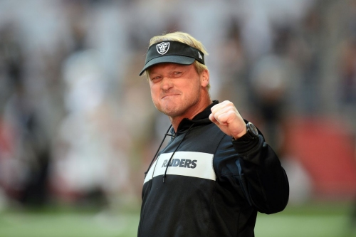 Raiders win, move 49ers into top pick in 2019 draft order