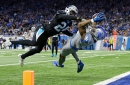 Inside the locker room: Lions beat another top QB in Cam Newton