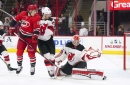Gone in 30 Seconds: New Jersey Devils Lose to Carolina Hurricanes 1-2