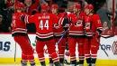 Hurricanes score twice in opening 30 seconds in win over Devils