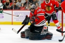 Wild unable to complete the comeback in 3-1 loss to Blackhawks