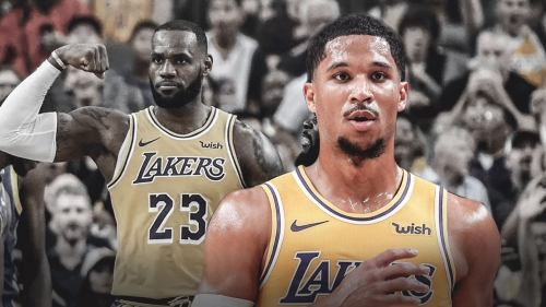 Lakers' Josh Hart says LeBron James is a lab creation following 51-point night