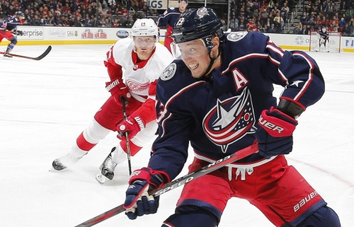 Monday NHL preview: Columbus Blue Jackets at Toronto Maple Leafs