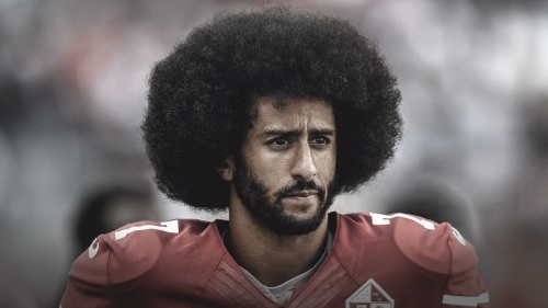 Colin Kaepernick hasn't been contacted by the Redskins