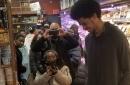 Jarrett Allen returns to community to take 25 kids Thanksgiving shopping