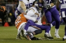Bears beat Vikings 25-20 to take big lead in NFC North