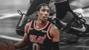 Heat guard Josh Richardson gets thrown out from Lakers game for throwing own shoe