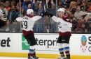 Mikko and Mack: The Colorado Avalanche duo lead the way in OT victory over Anaheim Ducks