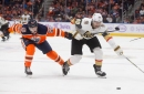 Oilers shelled by Golden Knights as downward slide continues