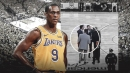 Video: Rajon Rondo inserts himself in Lakers coaches' huddle
