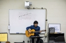 Singer, songwriter with The Blind Owls also Texas teacher