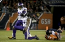 Vikings can't capitalize on Anthony Harris' two interceptions