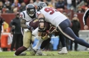ICYMI in NFL Week 11: Alex Smith leg break like Theismann's