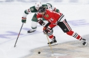 NHL roundup: Blackhawks build early lead, beat Wild 3-1