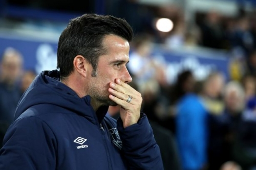 What is Everton FC's strongest XI?