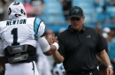 'It was the right decision': Cris Carter defends Ron Rivera's decision to go for GW 2-pt conversion in loss to the Lions