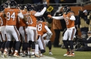 Chicago Bears: Game balls after a 25-20 Sunday night victory