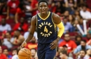Pacers conclude homestand vs. Jazz perhaps without Oladipo