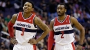 Report: Wizards willing to move anyone in trade, including John Wall, Bradley Beal