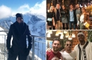 What Manchester United players have been doing during the international break