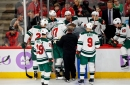 Wild struggles to capitalize continue, fall to Hawks