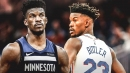 Sixers star Jimmy Butler compares his current situation to Minnesota, 'Night and day'