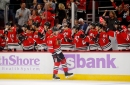 3 up, 3 down from Blackhawks' win over the Wild