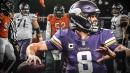 Vikings QB Kirk Cousins humbled by loss to Bears