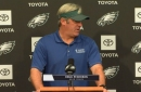 Doug Pederson reflects on the Eagles' failures against the Saints, offers injury updates