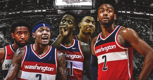 John Wall says all 5 players on court have to give proper effort for Wizards to succeed