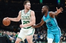 Game thread: Boston Celtics vs. Charlotte Hornets