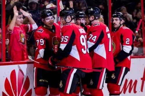 2018 Ottawa Senators Quarterly Review