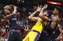 NBA fines Miami's Josh Richardson $25,000 for shoe toss